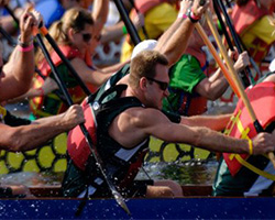 Group Outings Corporate Events Dragon Boat Team Building Gill Dawg Marina Port Richey Florida 2