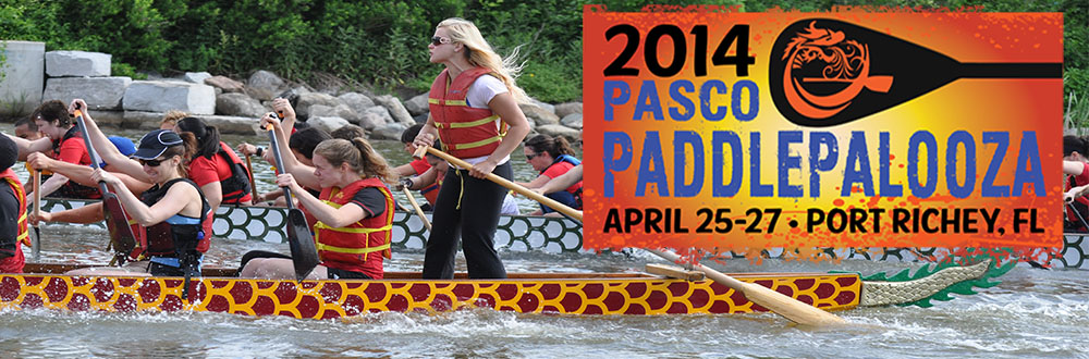 Pasco Paddlepalooza Port Richey Gill Dawg