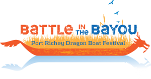 Port Richey Battle in the Bayou logo